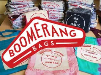 Boomerang Bags Workshops Tuesdays & Fridays at Kincumber