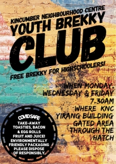 KNC Youth Brekky Club