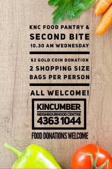 KNC Food Pantry & Second Bite