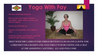Yoga with Fay